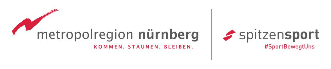 Logo Spitzensport Metropolregion Nürnberg